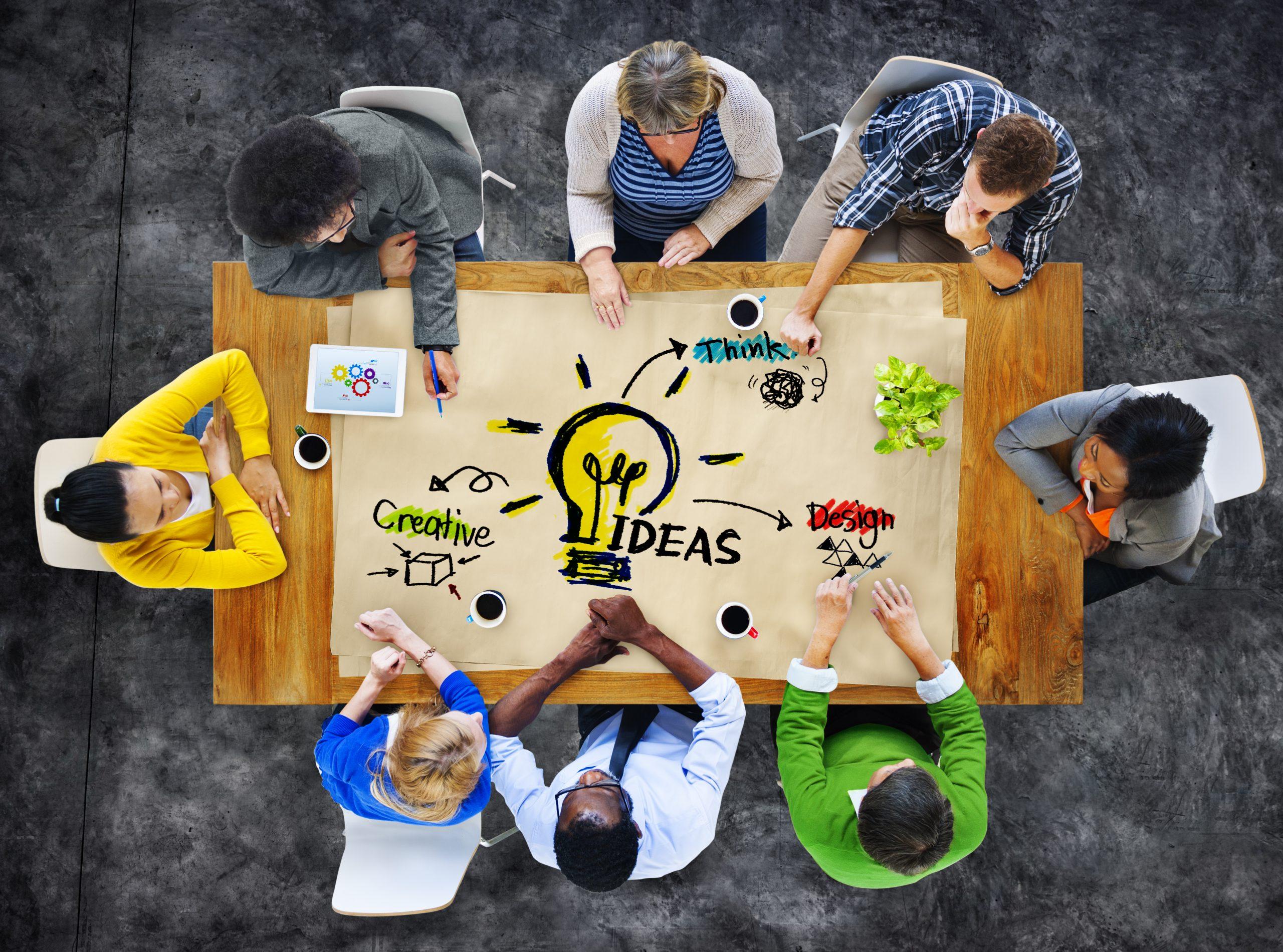 brainstorm niches you love