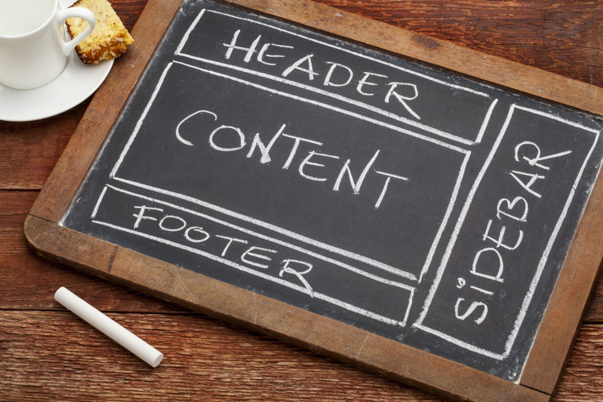 create sidebars in Wordpress