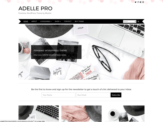 Adelle Pro