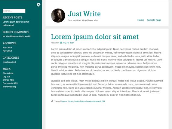 JustWrite