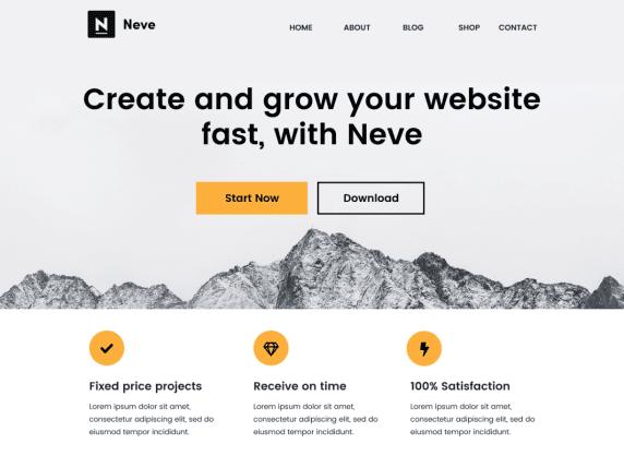 Neve Create and Grow