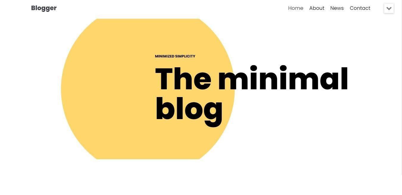 Neve The Minimal Blog