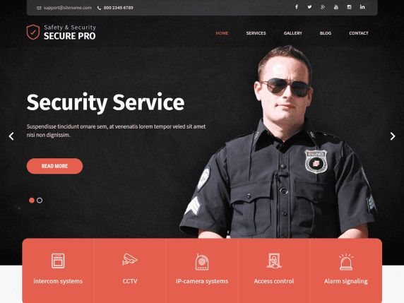 SKT Security