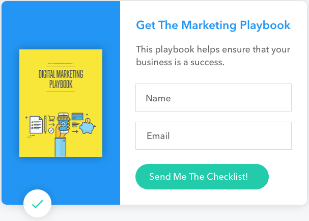 Thinkific sales widget
