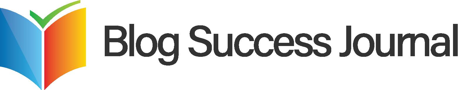 Blog Success Journal